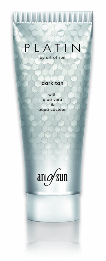 PLATIN dark tan - by art of sun 150ml