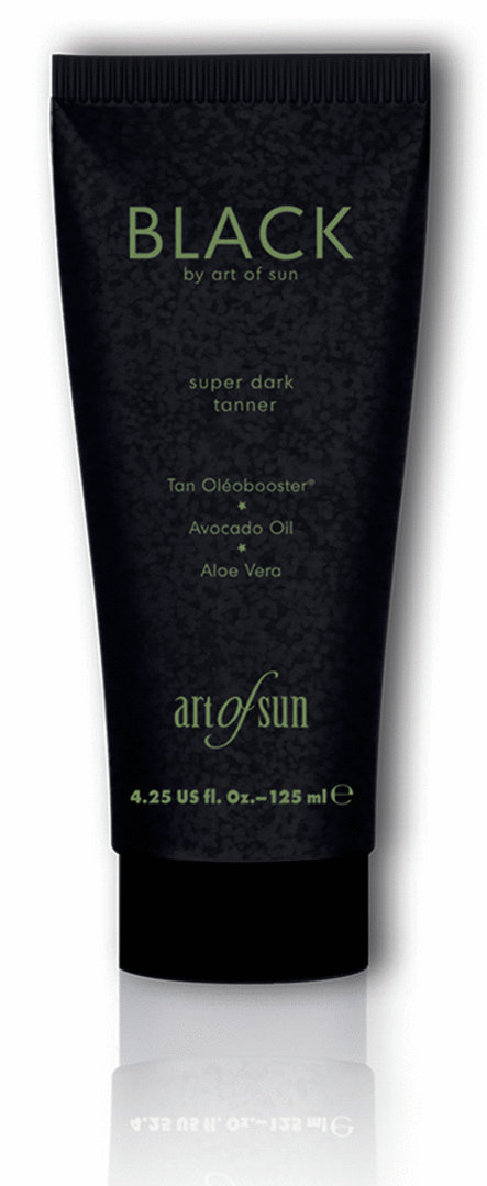 BLACK super dark tanner - by art of sun 200ml